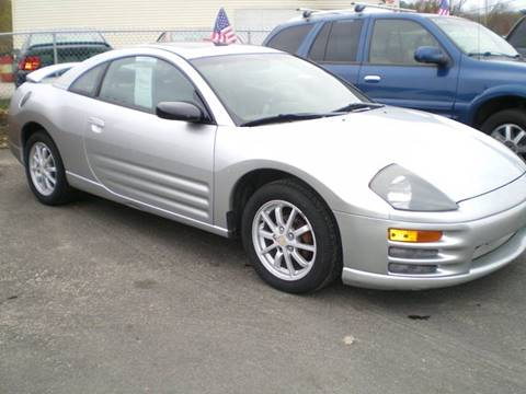 2001 Mitsubishi Eclipse for sale at Payless Auto in Palmer MA