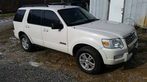 2008 Ford Explorer for sale in Butler PA