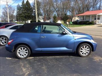2006 Chrysler PT Cruiser for sale in Mount Vernon, OH