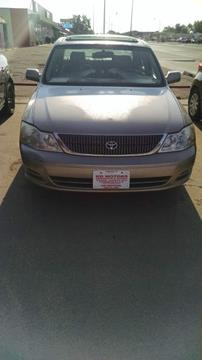2000 Toyota Avalon for sale in Lubbock, TX
