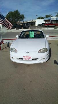 2001 Mazda MX-5 Miata for sale in Lubbock, TX