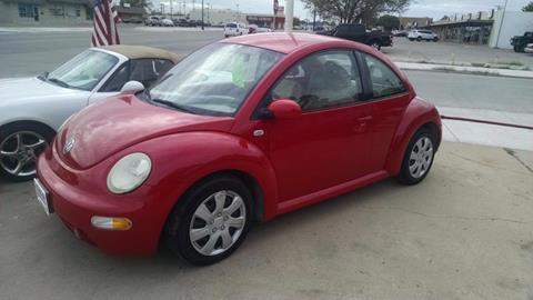 2001 Volkswagen New Beetle for sale in Lubbock, TX