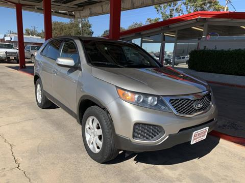 2013 Kia Sorento for sale at KD Motors in Lubbock TX