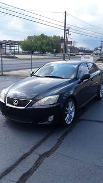 2006 Lexus IS 250 for sale in Lavonia, GA
