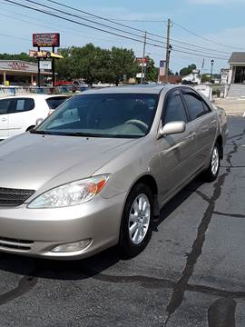 2003 Toyota Camry for sale in Lavonia, GA