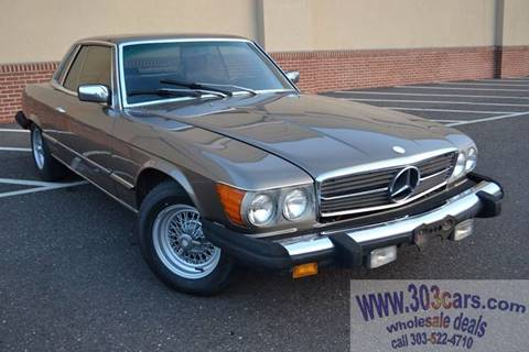 1981 Mercedes-Benz 380-Class for sale in Newfield, NJ