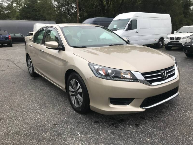 2015 Honda Accord for sale at 303 Cars in Newfield NJ