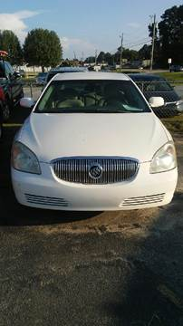 2006 Buick Lucerne for sale in Clinton, NC