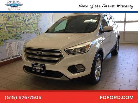 2017 Ford Escape for sale in Fort Dodge, IA