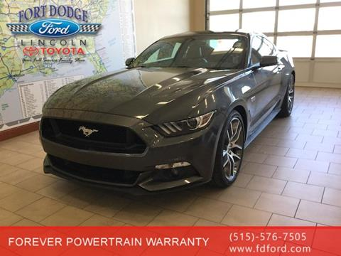 2017 Ford Mustang for sale in Fort Dodge, IA