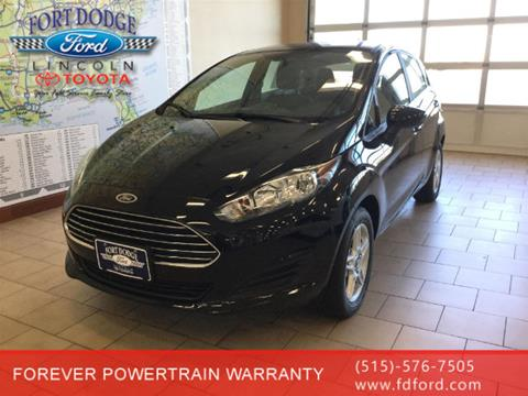 2017 Ford Fiesta for sale in Fort Dodge, IA