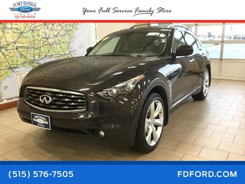 2010 Infiniti FX50 for sale in Fort Dodge, IA