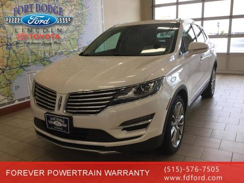 2018 Lincoln MKC for sale in Fort Dodge, IA
