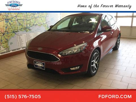 2017 Ford Focus for sale in Fort Dodge, IA