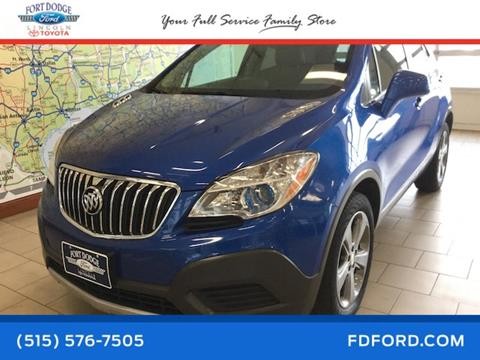 2013 Buick Encore for sale in Fort Dodge, IA