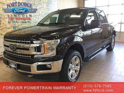 2018 Ford F-150 for sale in Fort Dodge, IA