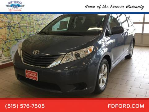 2017 Toyota Sienna for sale in Fort Dodge, IA