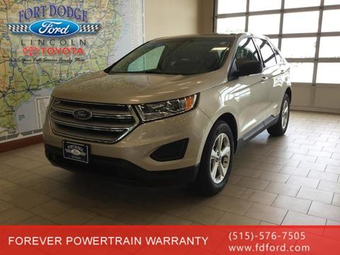 Ford Edge For Sale In Fort Dodge Ia