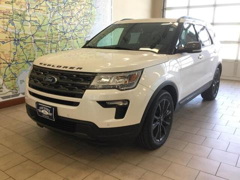 2019 Ford Explorer for sale in Fort Dodge, IA