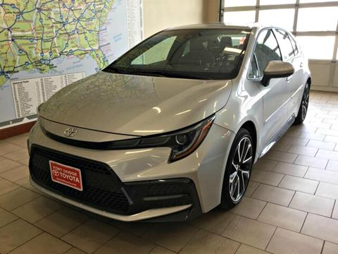 2020 Toyota Corolla for sale in Fort Dodge, IA