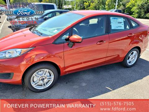 2019 Ford Fiesta for sale in Fort Dodge, IA
