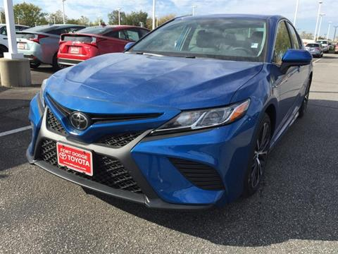 2019 Toyota Camry for sale in Fort Dodge, IA