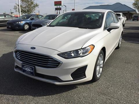 2020 Ford Fusion Hybrid for sale in Fort Dodge, IA