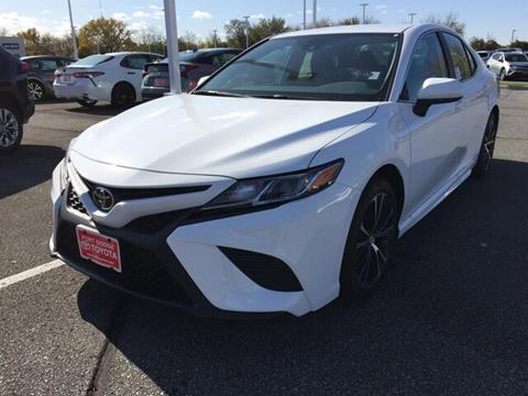 2020 Toyota Camry for sale in Fort Dodge, IA