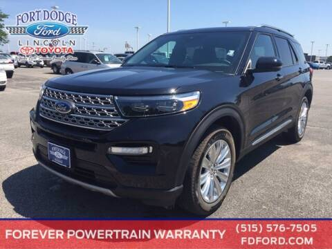 2020 Ford Explorer for sale at Fort Dodge Ford Lincoln Toyota in Fort Dodge IA