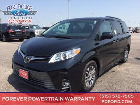 2020 Toyota Sienna for sale at Fort Dodge Ford Lincoln Toyota in Fort Dodge IA