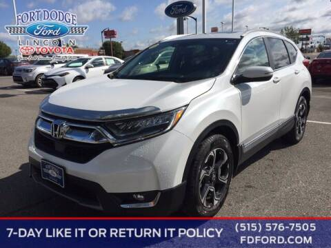 2019 Honda CR-V for sale at Fort Dodge Ford Lincoln Toyota in Fort Dodge IA