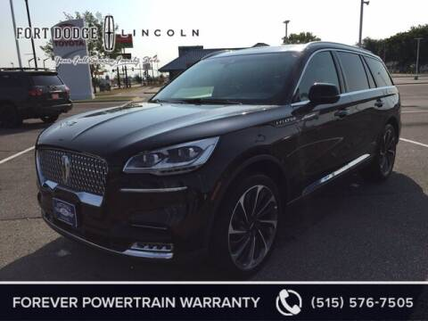2020 Lincoln Aviator for sale at Fort Dodge Ford Lincoln Toyota in Fort Dodge IA