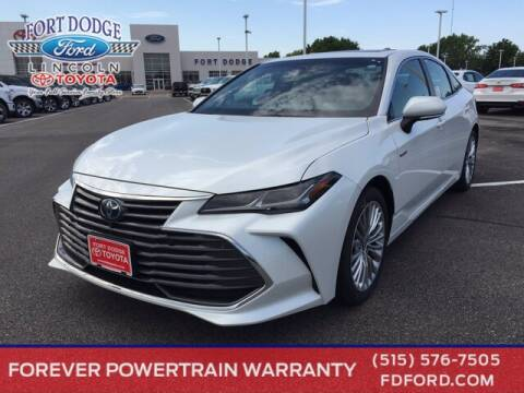 2020 Toyota Avalon Hybrid for sale at Fort Dodge Ford Lincoln Toyota in Fort Dodge IA