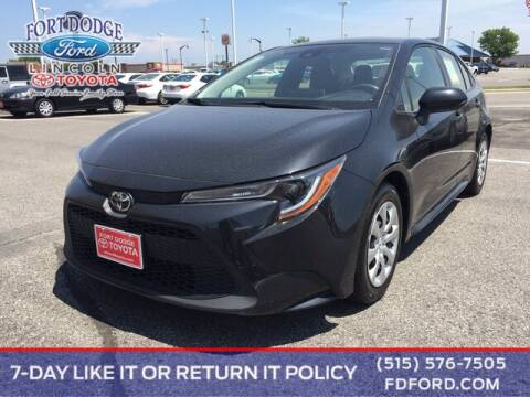 2020 Toyota Corolla for sale at Fort Dodge Ford Lincoln Toyota in Fort Dodge IA
