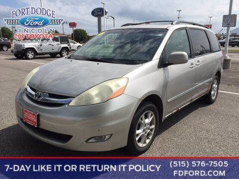 2006 Toyota Sienna for sale at Fort Dodge Ford Lincoln Toyota in Fort Dodge IA