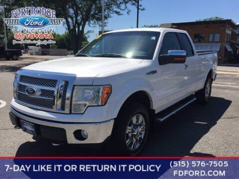 2010 Ford F-150 for sale at Fort Dodge Ford Lincoln Toyota in Fort Dodge IA