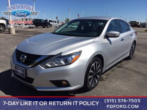 2018 Nissan Altima for sale at Fort Dodge Ford Lincoln Toyota in Fort Dodge IA