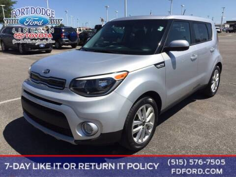 2019 Kia Soul for sale at Fort Dodge Ford Lincoln Toyota in Fort Dodge IA