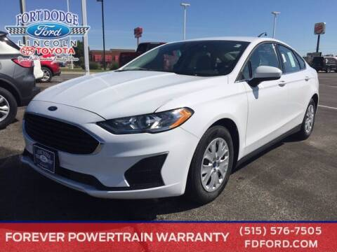 2020 Ford Fusion for sale at Fort Dodge Ford Lincoln Toyota in Fort Dodge IA