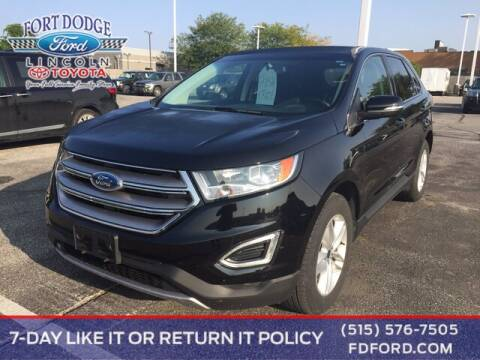 2017 Ford Edge for sale at Fort Dodge Ford Lincoln Toyota in Fort Dodge IA