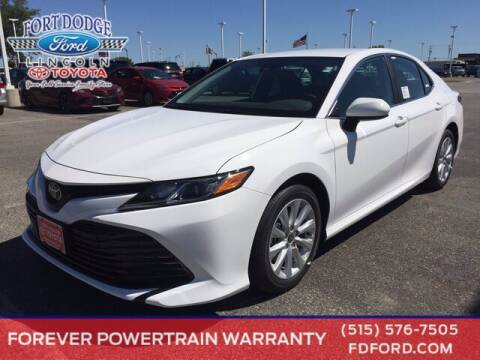 2020 Toyota Camry for sale at Fort Dodge Ford Lincoln Toyota in Fort Dodge IA