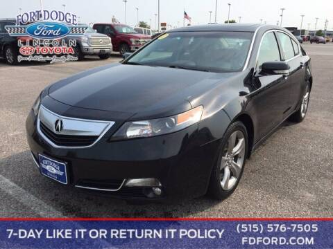 2012 Acura TL for sale at Fort Dodge Ford Lincoln Toyota in Fort Dodge IA