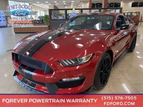 2020 Ford Mustang for sale at Fort Dodge Ford Lincoln Toyota in Fort Dodge IA