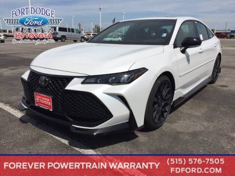 2020 Toyota Avalon for sale at Fort Dodge Ford Lincoln Toyota in Fort Dodge IA