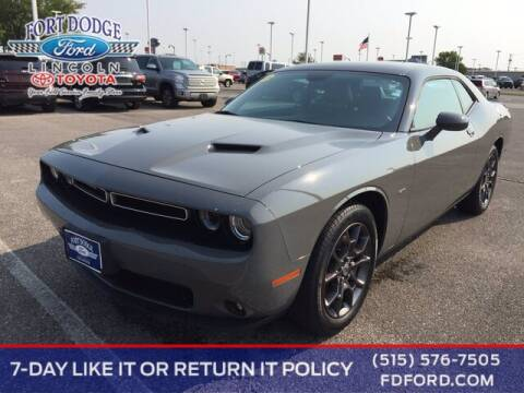 2018 Dodge Challenger for sale at Fort Dodge Ford Lincoln Toyota in Fort Dodge IA