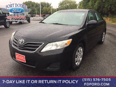 2010 Toyota Camry for sale at Fort Dodge Ford Lincoln Toyota in Fort Dodge IA
