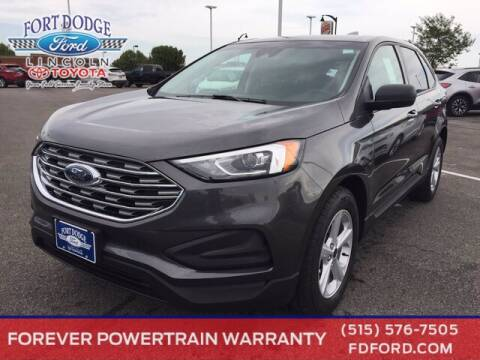 2020 Ford Edge for sale at Fort Dodge Ford Lincoln Toyota in Fort Dodge IA