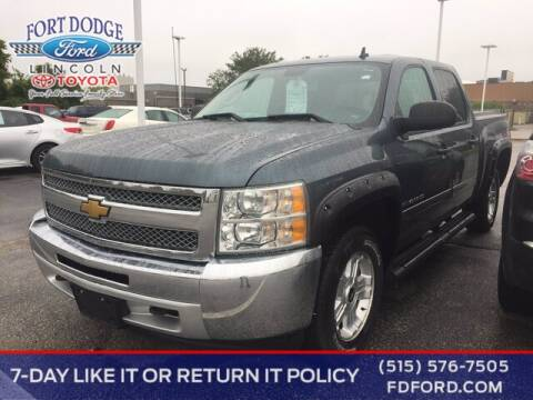 2012 Chevrolet Silverado 1500 for sale at Fort Dodge Ford Lincoln Toyota in Fort Dodge IA
