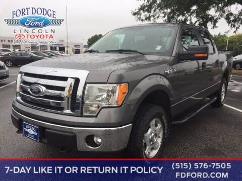 2012 Ford F-150 for sale at Fort Dodge Ford Lincoln Toyota in Fort Dodge IA