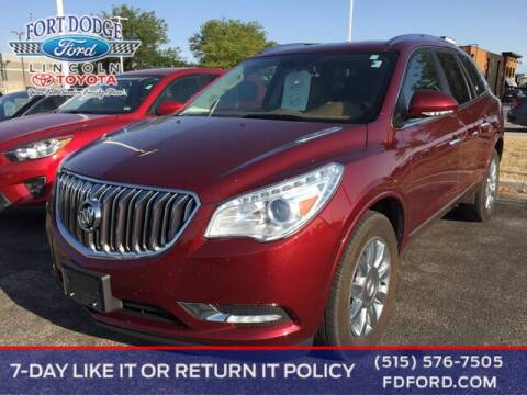 2015 Buick Enclave for sale at Fort Dodge Ford Lincoln Toyota in Fort Dodge IA